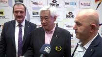 TOKYO - Dünya Tekvando Federasyonu Başkanı Choue'den Türkiye'ye Övgü