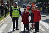Edremit'te 'Trafikte Yaya Önceliği' Bilinci Oluşturulacak