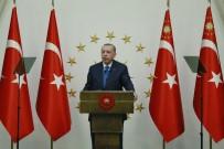 GÜVENLİ BÖLGE - Erdoğan Açıklaması 'Türkiye ABD'nin Çekileceği Alanlarda Terörle Mücadele Sorumluluğunu Devralmaya Hazırdır'