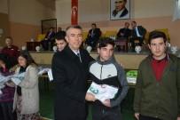 Futsal Şenliği Malzeme Dağıtım Töreni Yapıldı