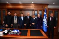 ORTAHISAR - Genç Açıklaması 'Trabzon Ekonomisi Esnaf Ticaretine Bağlı'