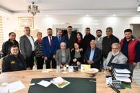 İYİ Parti Sarıçam İlçe Yönetim Kurulu Üyeleri İstifa Etti