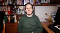 HALUK EYİDOĞAN - Jeofizik Mühendisi Eyidoğan'dan 'Gizli Deprem' Açıklaması