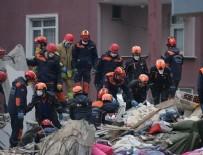 Kartal'da bina çöktü! Ölü sayısı arttı!
