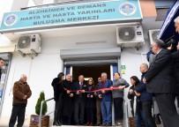 PSİKOLOJİK DESTEK - Kocamaz, Mezitli'de Açılış Yaptı, Temel Attı