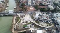YANSıMA - Manavgat Kent Meydanı Kıraç Konseri İle Açılıyor
