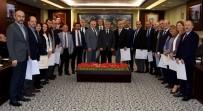 KADıOĞLU - OMÜ'de 28 Akademisyenin 'Profesörlük' Heyecanı