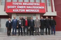SINAV GÜVENLİĞİ - ÖSYM, Tosya'da Sınav Görevlilerine Eğitim Verdi