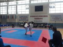 SPOR MERKEZİ - Şahinbey'de Büyükler Ve Veteranlar Karete Turnuvası Düzenlendi