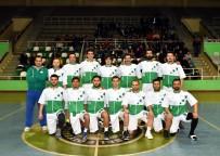 MURAT ÖZTÜRK - Salihli Potada Şampiyon Oldu, Adını Bir Üst Lige Yazdırdı