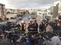 DOĞALGAZ PATLAMASI - San Francisco'da Doğalgaz Patlaması