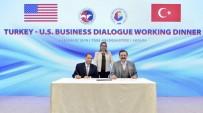 Ruhsar Pekcan - TOBB Başkanı Hisarcıklıoğlu Açıklaması 'Çelik İthalatına Getirilen Vergiyi Hakkaniyetli Bulmuyoruz'