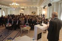 PEYAMİ BATTAL - Van'da 'Sürdürülebilir Kentler Ve Katı Atık Yönetimi' Çalıştayı