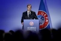 DİSİPLİN KURULU - Yeniden UEFA Başkanı Seçildi