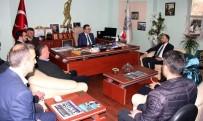 AK Parti Vakfıkebir İlçe Teşkilatından Ziyaretler