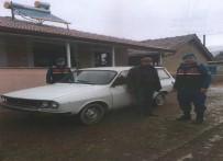 Araç Hırsızı Kısa Sürede Yakalandı