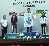 BAĞCıLAR BELEDIYESI - Bağcılarlı Kung Fu'cular Türkiye Şampiyonu Oldu