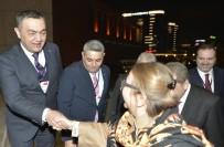 Ruhsar Pekcan - Başkan Büyüksimitci, Türkiye ABD İş Diyaloğu Çalışma Yemeğine Katıldı
