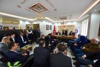 EĞITIM BIR SEN - Başkan Çerçi'den STK'lara Seçim Ziyareti