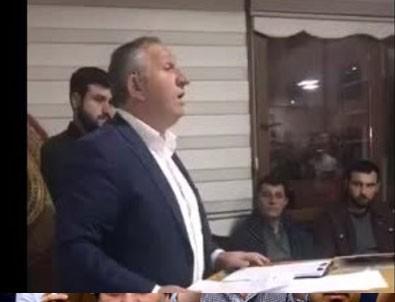 CHP'li başkandan itiraf
