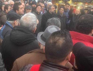 CHP'liler Ankara'ya yürümeye başladı!