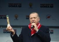 FIRINCILAR - Cumhurbaşkanı Erdoğan Açıklaması 'Cumhur İttifakı'nın İki Ayağı Var'