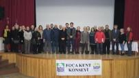 Foça Kent Konseyi, Olağan Genel Kurul İçin Toplandı