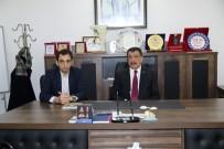 SELAHATTIN GÜRKAN - Gürkan, Özsan Sanayi Sitesi Esnafları İle Bir Araya Geldi