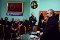 İMAM HÜSEYIN - İsmail Erdem, Ataşehir'de Cuma Namazını Kayışdağı İmam Hüseyin Camii'nde Kıldı