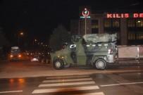 ÖNCÜPINAR - Komando Birlikleri Suriye'ye Türküler Eşliğinde Hareket Etti