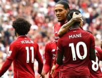 BARCELONA - Liverpool'dan kar rekoru