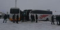 Malatya'da İki Otobüs Çarpıştı Açıklaması 18 Yaralı