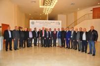 SERVİSÇİLER ODASI - Manavgat Ziraat Odası Başkanı Metin Güven Tazeledi