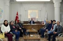 ALTUNTAŞ - Merkez Valisi Yeter'den Van Büyükşehir Belediyesine Ziyaret