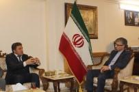 BÜROKRASI - MÜSİAD'dan İran Başkonsolosluğuna Ziyaret