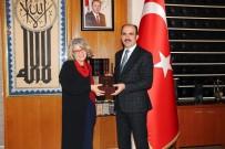 İSPANYOLCA - Portekiz Büyükelçisi'nden Başkan Altay'a Ziyaret