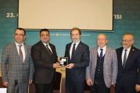 MEHMET ERDOĞAN - Türk Amerikan İşadamları Derneği, MÜSİAD'ı Ziyaret Etti