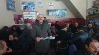 Tutak'ta 9 Şubat Sigara Bırakma Günü Etkinliği Düzenlendi