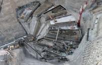 Yusufeli Barajı İnşaatı İle Yusufeli İlçesi Yeni Yerleşim Yeri Alt Yapı Çalışmaları Devam Ediyor