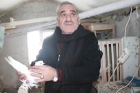 ELEKTRİK FATURASI - Ağrı'da Güvercinlerini Soğuktan Elektrikli Sobalarla Koruyorlar
