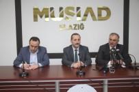 TOLGA AĞAR - AK Partili Vekiller, İş Adamlarıyla Bir Araya Geldi