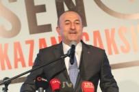 VATANA İHANET - Bakan Çavuşoğlu'ndan İttifak Açıklaması