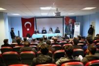 Başkan Çelik, Okul Müdürleriyle Toplantı Yaptı