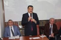 SELAHATTIN GÜRKAN - Başkan Gürkan, Türk Ocakları'nın Konuğu Oldu