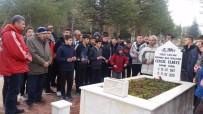 KıRKPıNAR - Başpehlivan Cengiz Elbeye Mezarı Başında Anıldı