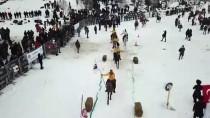 ÇıLDıR GÖLÜ - Çıldır Gölü'nde 'Kış Şöleni'