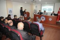 İŞBAŞI EĞİTİM PROGRAMI - Cizre'de İşverenlere Yönelik Bilgilendirme Toplantısı
