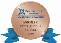 YETKINLIK - Defacto Brandon Hall'dan Ödülle Döndü