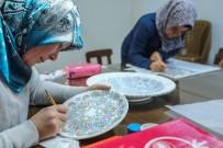 ALÜMİNYUM - Denizli'de  Türk El Sanatları Yaşatılıyor