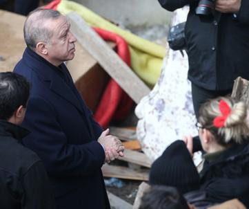 Erdoğan: Buradan almamız gereken dersler var